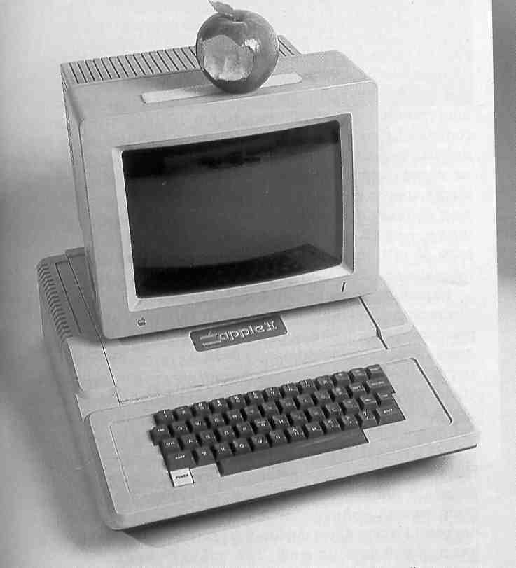 Файл. Урок. Тема. Apple II